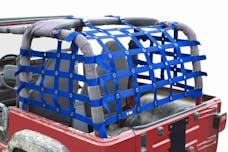 Steinjager Cargo Net Wrangler TJ 1997-2006 Premium Blue