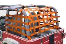 Steinjager Cargo Net Wrangler TJ 1997-2006 Premium Orange