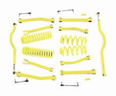 Steinjager Lift Kit Wrangler JK 2007-2018 4 Inch Lemon Peel
