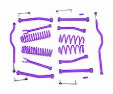 Steinjager Lift Kit, Right Hand Drive Wrangler JK 2007-2018 4 Inch Sinbad Purple