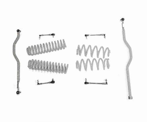 Steinjager Lift Kit Wrangler JK 2007-2018 2.5 Inch Gray