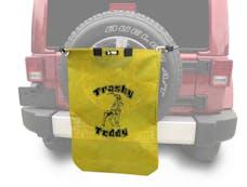 Steinjager Trashy Teddy Wrangler TJ 1997-2006 Yellow