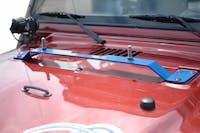 Steinjager High Lift Mount Kit Wrangler TJ 1997-2006 Hood Mount Playboy Blue
