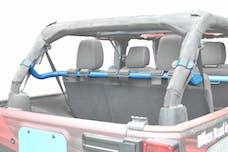 Steinjager Harness Bar Kit Wrangler JK 2007-2018 4 Door Rear Playboy Blue