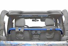 Steinjager Harness Bar Kit Wrangler JK 2007-2018 2 Door Front Playboy Blue