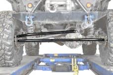 Steinjager Steering Kit, Crossover Wrangler TJ 1997-2006 Black