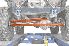 Steinjager Steering Kit, Crossover Wrangler TJ 1997-2006 Fluorescent Orange