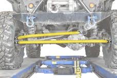 Steinjager Steering Kit, Crossover Wrangler TJ 1997-2006 Lemon Peel