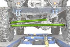 Steinjager Steering Kit, Crossover Wrangler TJ 1997-2006 Neon Green