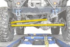 Steinjager Steering Kit, Crossover Wrangler TJ 1997-2006 Neon Yellow