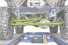 Steinjager Steering Kit, Crossover Wrangler TJ 1997-2006 Gecko Green