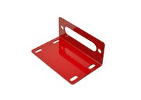 Steinjager Winch Accessories Wrangler TJ 1997-2006 Fairlead Mount Red Baron