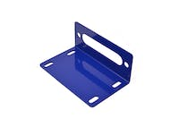Steinjager Winch Accessories Wrangler TJ 1997-2006 Fairlead Mount Southwest Blue