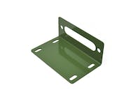 Steinjager Winch Accessories Wrangler TJ 1997-2006 Fairlead Mount Locas Green