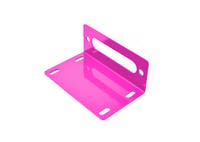 Steinjager Winch Accessories Wrangler JK 2007-2018 Fairlead Mount Hot Pink