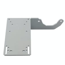 Synergy MFG 4018 - JK Onboard Air Compressor Bracket 07-11 Wrangler JK/JKU Viair and ARB Synergy MFG