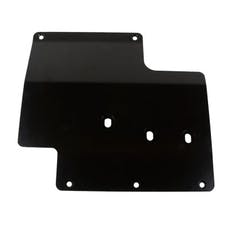 Synergy MFG 5710-10-BK - Jeep JK Standard Transmission Skid Plate 07-18 Wrangler JK/JKU Black Powdercoated Synergy MFG