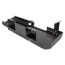 Synergy MFG 5713-BK - JK Gas Tank Skid Plate 07-18 Wrangler JK 2 DR Black Powdercoated Synergy MFG