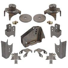 Synergy MFG 8072 - JK Rear Axle Bracket Kit Complete 07-18 Wrangler JK/JKU Synergy MFG