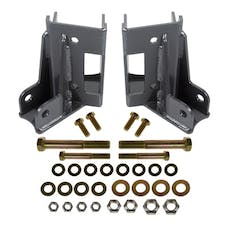 Synergy MFG 8078 - JK Rear Lower Control Arm Skids W/Integrated Shock Mounts 07-18 Wrangler JK/JKU Synergy MFG