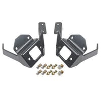 Synergy MFG 8086-10 - JK Rear Upper Shock Mount and Sway Bar Relocation Bracket 07-18 Wrangler JK/JKU Synergy MFG