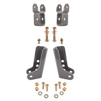 Synergy MFG 8819 - JL Front and Rear Lower Shock Relocation Kit 18+ Wrangler JL/JLU Synergy MFG