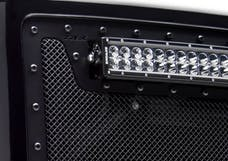 T-Rex Grilles 6714831-BR Stealth X-Metal Grille, Black, Mild Steel, 1 Pc, Insert