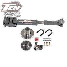 Ten Factory TFR1350-2157 - Performance Rear Drive Shaft - 2007 - 2017 Jeep Wrangler JK