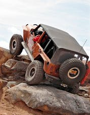 TNT Customs JLAUF - Jeep JK Long Arm Upgrade Front 07-Pres Wrangler JK 2/4 Dr