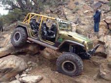 TNT Customs JLAUR - Jeep JK Long Arm Upgrade Rear 07-Pres Wrangler JK Unlimited 4 Dr