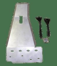 TNT Customs JSKESA12 - JK Engine Skid Plate Aluminum 12-Pres Wrangler JK/JKU