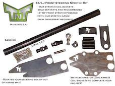 TNT Customs TSSK - Jeep TJ Steering Box Rotation Kit 97-06 Wrangler TJ/LJ