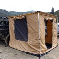 Tuff Stuff Overland TS-AWN-CSR-280G - Awning Camp Shelter Room W/ PVC Floor 280G Material 6.5 x 8 Foot