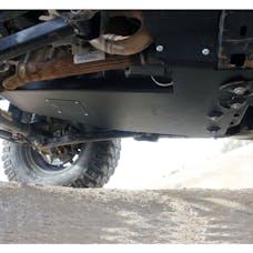 Tuff Stuff Overland TS-OPA-JK - Jeep JK Oil Pan Trans and Converter Skid Plate Under Armor 07-18 Jeep Wrangler JK