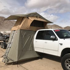 Tuff Stuff Overland TS-ANX-DLT - Rooftop Tent Annex Room 2 Person Delta Overland