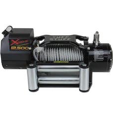 Tuff Stuff Overland TS-12500-XT - 12,500 LB Winch W/ 88 fT Wire Waterproof Xtreme