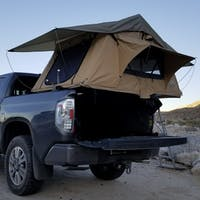 Tuff Stuff Overland TS-RTT-DLT - Rooftop Tent 2 Person Delta Overland Sand