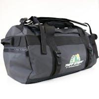 Tuff Stuff Overland TS-SBAG-DUF-D - Water Resistant Duffel Bag Black