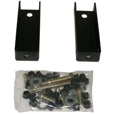 Tuffy Security 026-01 CJ MountingKit For 021-Black