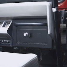 Tuffy Security 036-01 YJ Security Glove Box-Black
