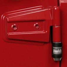 Tuffy Security 165-01 Door Locker Set JK 2-Door-2 door lockers Black/Plated