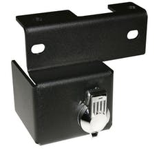 Tuffy Security 292-01 - Jeep JK Hood Lock Black