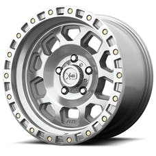 XD Series XD13279050512N - XD132 RG2 MACHINED Wheel 17x9, 5x127.00