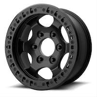 XD Series XD23178550700 - XD231 RG Beadlock Race Wheel Matte Black 17X8.5, 5x5