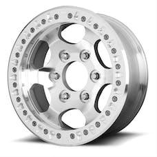 XD Series XD23178580500 - XD231 RG Beadlock Machined Wheel 17x8.5 8x6.5