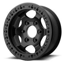 XD Series XD23178580700 - XD231 RG Beadlock Satin Black Wheel 17x8.5, 8X6.5