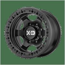 XD Series XD23279050738N -  XD232 Satin Black 17X9 5x5