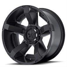 XD Series XD81179043712N - Rockstar II Series Wheel Matte Black 17x9 5x5