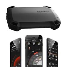 XK Glow XK-TITAN-KIT - XK-TITAN Smartphone App Control Bluetooth 12V 500W High Power LED Light Controller for Offroad & Work Lights