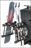 Yakima 8002418 - HitchSki SKI & BOARD CONVERSION MOUNT FOR BIKE HITCH RACK